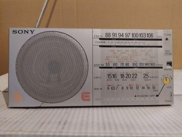 Stare kolekcjonerskie radio Sony Icf-35