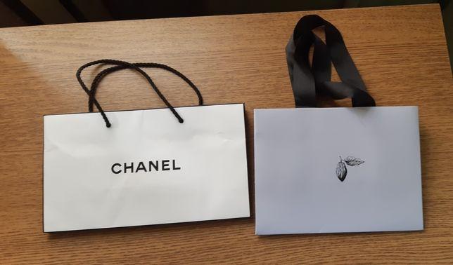 Упаковка, подарок, chanel, koko black, apple, лента chanel