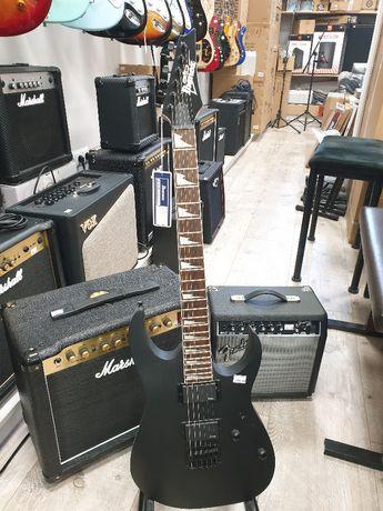 Ibanez GRG 121 DX Black Flat - gitara elektryczna