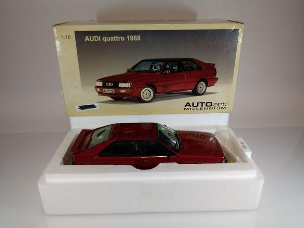 Audi Quattro 1988 Autoart 1/18 model kolekcja