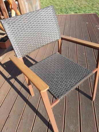 Tanio krzesła tarasowe