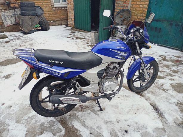 Мотоцикл viper 200 куб