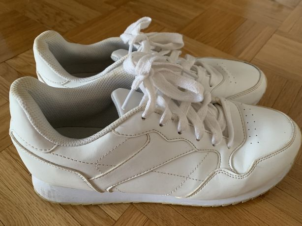 Buty białe  Martes 41