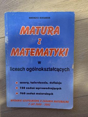 Matura z matematyki w liceach ogólnokształcących