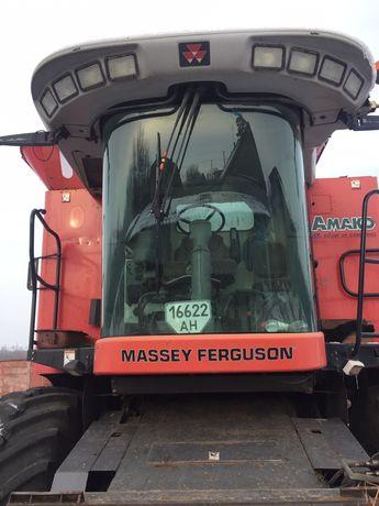 Комбаин Massey Ferguson