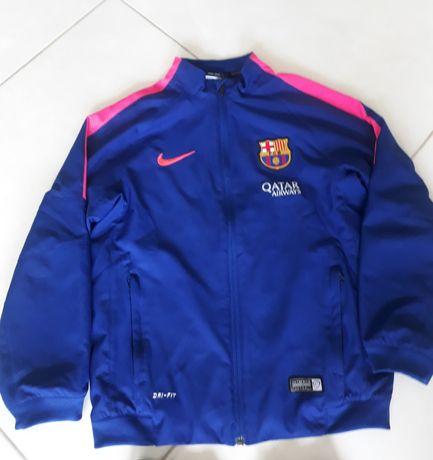 Dres chłopięcy Nike Barcelona