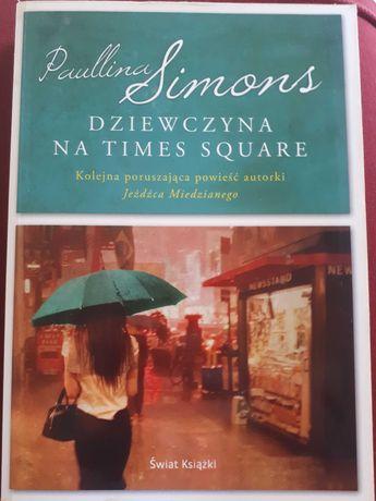 Książka,  Dziewczyna na Times Square