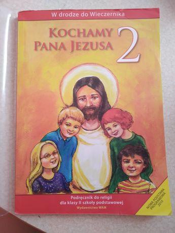 Książka do religii klasa 2