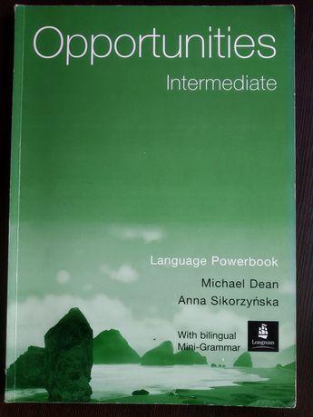 Opportunities Intermediate - Language Powerbook