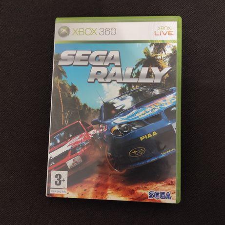 Игра sega rally xbox 360