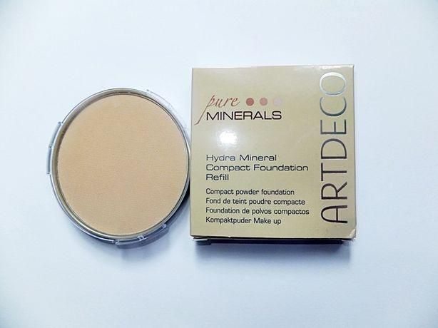 artdeco hydra minieral compact foundation refill nr 60