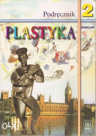 Plastyka 2 - Podręcznik - gimnazjum - WSIP