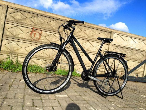 Mało Używany Rower * WINORA TOUR 28R * HYDRAULIKA Prądnica ACERA Wysył
