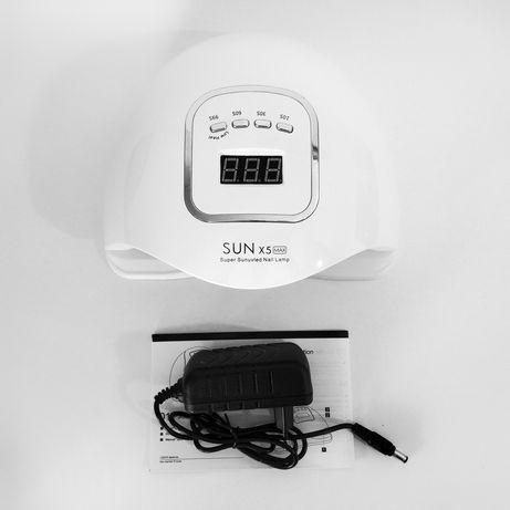 Catalisador 80W Sun X5 Max Forno Unhas (NOVO)