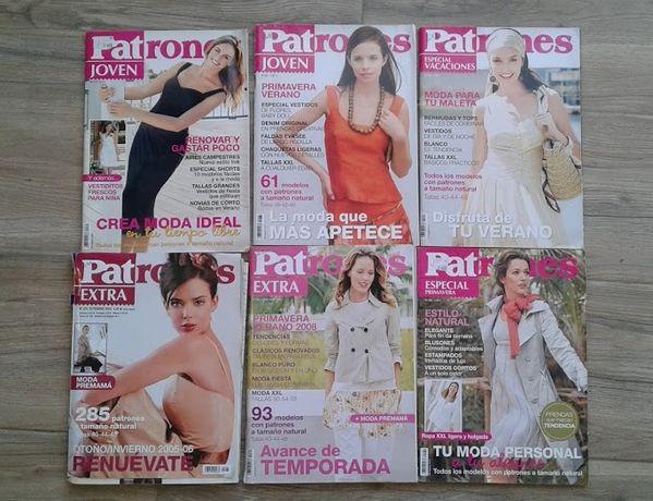 Revistas Patrones em espanhol