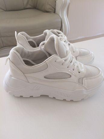 Buty spotowe na wyzszej podeszwie