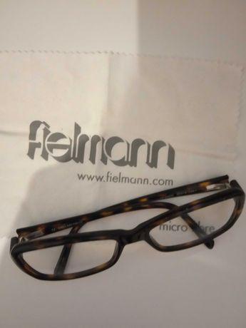 Okulary 0 z filtrem do komputera Fielman