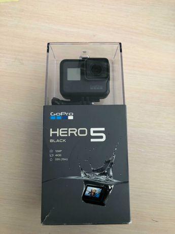 Видеокамера GoPro HERO 5 Black