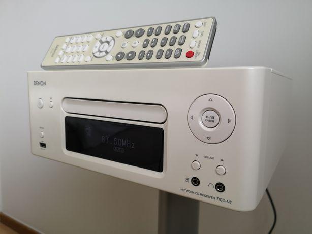 Sieciowy odtwarzacz multimedialny Denon RCD-N7