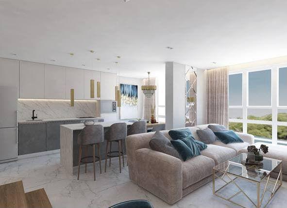 Продам двухуровневую квартиру с видом на всю Оболонь ЖК БЕРЕЖАНСКИЙ