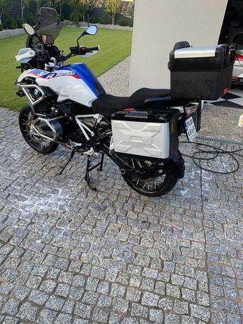BMW R 1200, 1250 GS kufer kufry VARIO zestaw 3 szt. jak Nowe.