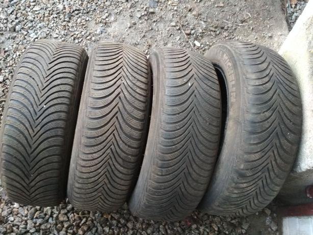 Opony Zimowe Michelin ALPIN 5 R15 4szt komplet