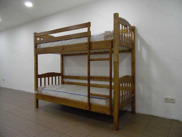 Ліжко двоповерхове для дівчинки /кровать двухярусная для мальчика
