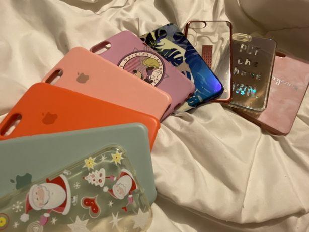 Чехлы для iphone 6,7,8