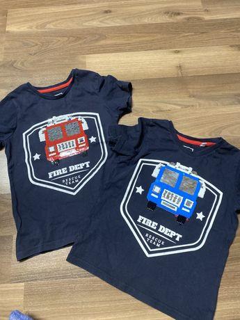 Koszulka z cekinami r 110 i 116