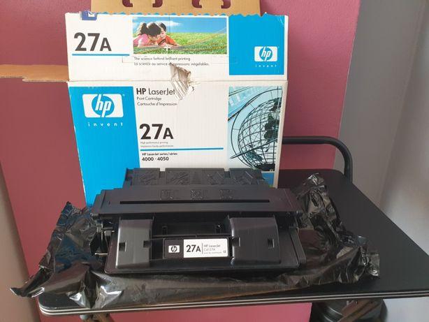 TONER HP 27A C4127A LaserJet oryginalny