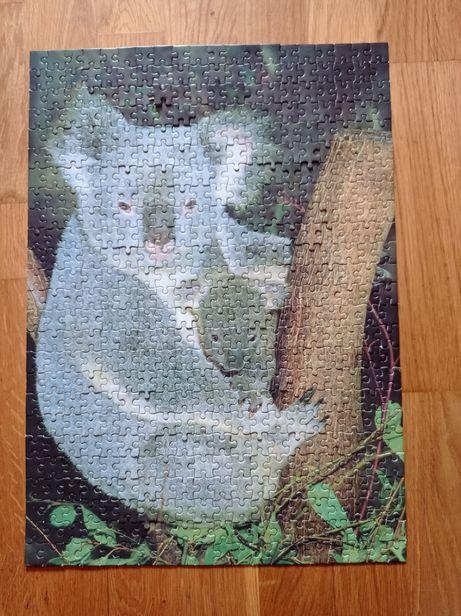 Puzzle 500psc koala