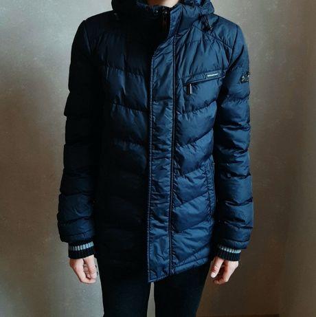 Куртка зимняя подростковая Braggart 10-12 лет