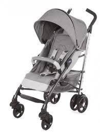 Коляска Chicco Lite Way 3 Top Stroller Special Edition Titanium
