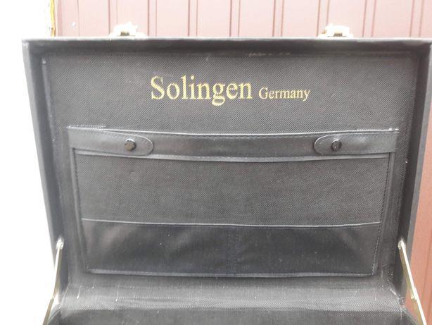Solingen Germany walizka na kod nowa