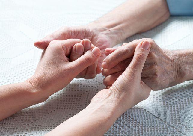 Zaopiekuję się starszą osobą lub małżeństwem