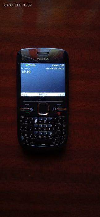 Nokia c3-00 залочен под иностранного оператора Балта - изображение 1