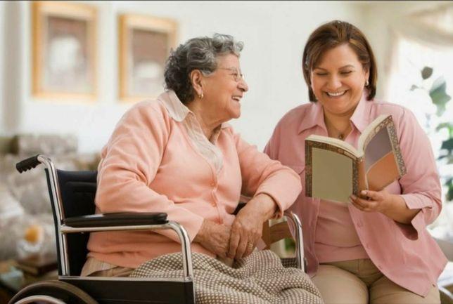 Мини-хоспис для пожилых