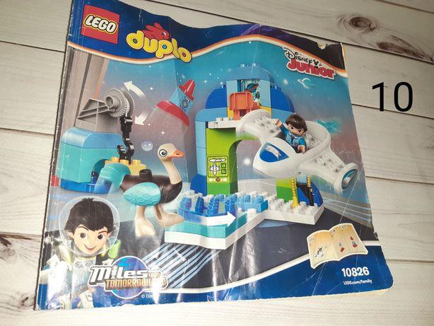 Лего дупло майлз miles 10826