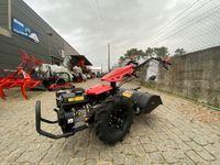 Motocultivador gasolina 6,5cv com fresa 65cm e DIFERENCIAL E INVERSOR