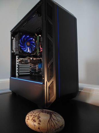 PC Gaming Core i7-4770 c/ gráfica GeForce Nvidia GTX 1050 Ti