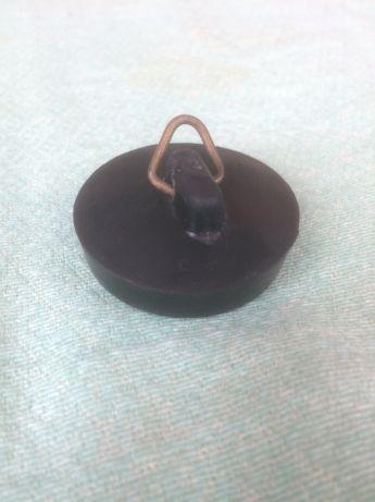 Korek gumowy fi ok. 42 mm syfonu umywalki zlewozmywaka