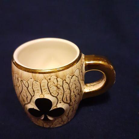 Chávena antiga decorativa