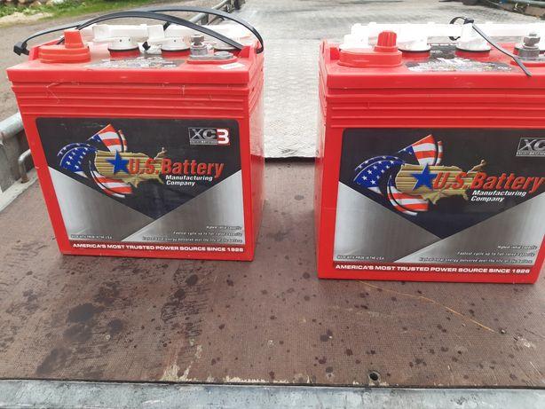 Akumulator żelowy amerykański 8-170Ah