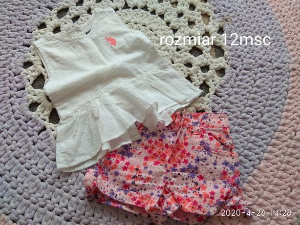 Ubranka dziewczęce 74