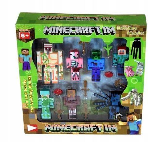 Zestaw Minecraft 13 elementów