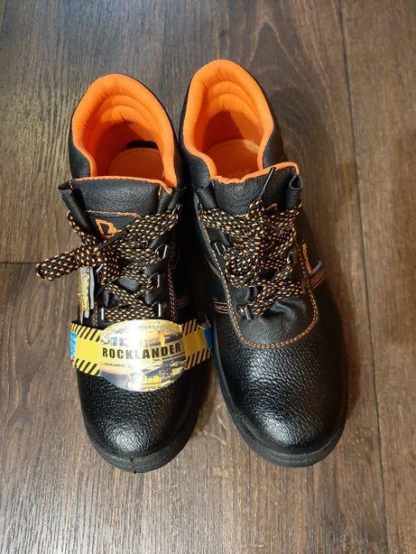 Новая Рабочая обувь!