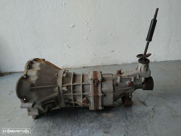 Caixa de Velocidades  ISUZU Turbo