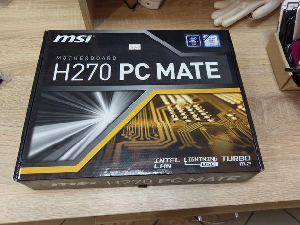 Материнська плата H270 PC MATE
