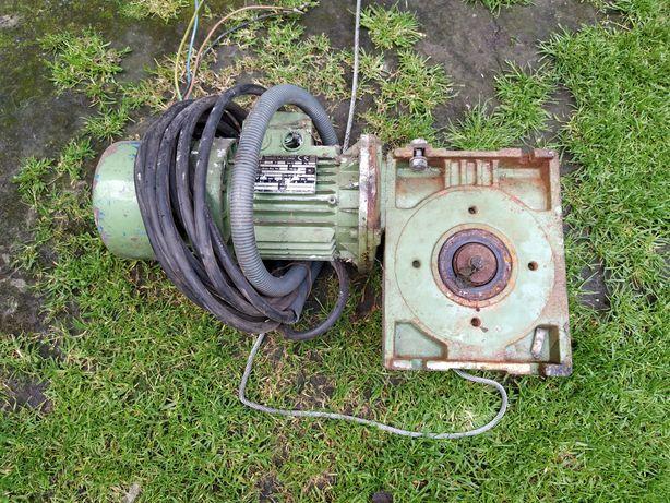 Mgm silnik elektryczny wyciągarka do remontu