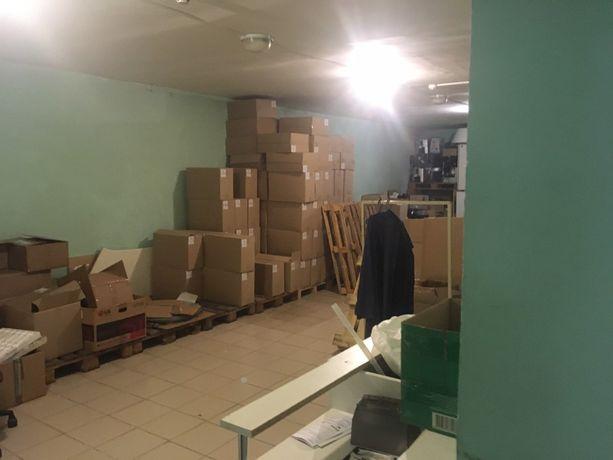 Складское помещение Лукьяновка 200м2 подвал отапл. с отд. входом и рем